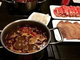菜品:麻辣锅 - 九鼎香川味火锅